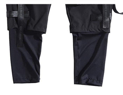 Track Streetwear Men Hip Hop Pants Techwear Streetwear Clothing Raikago