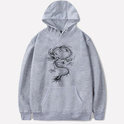 White Dragon Streetwear Clothing Raikago