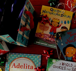 Stories for the Holidays: Bringing Books to Children in Need
