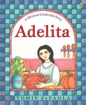 Book cover of girl in kitchen stirring soup pot