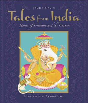 "Book cover:   A white elephant face and trunk and ""human"" hands, seated,  wearing a crown"