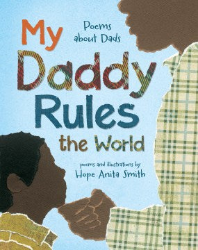Book cover: A young Black boy and his father
