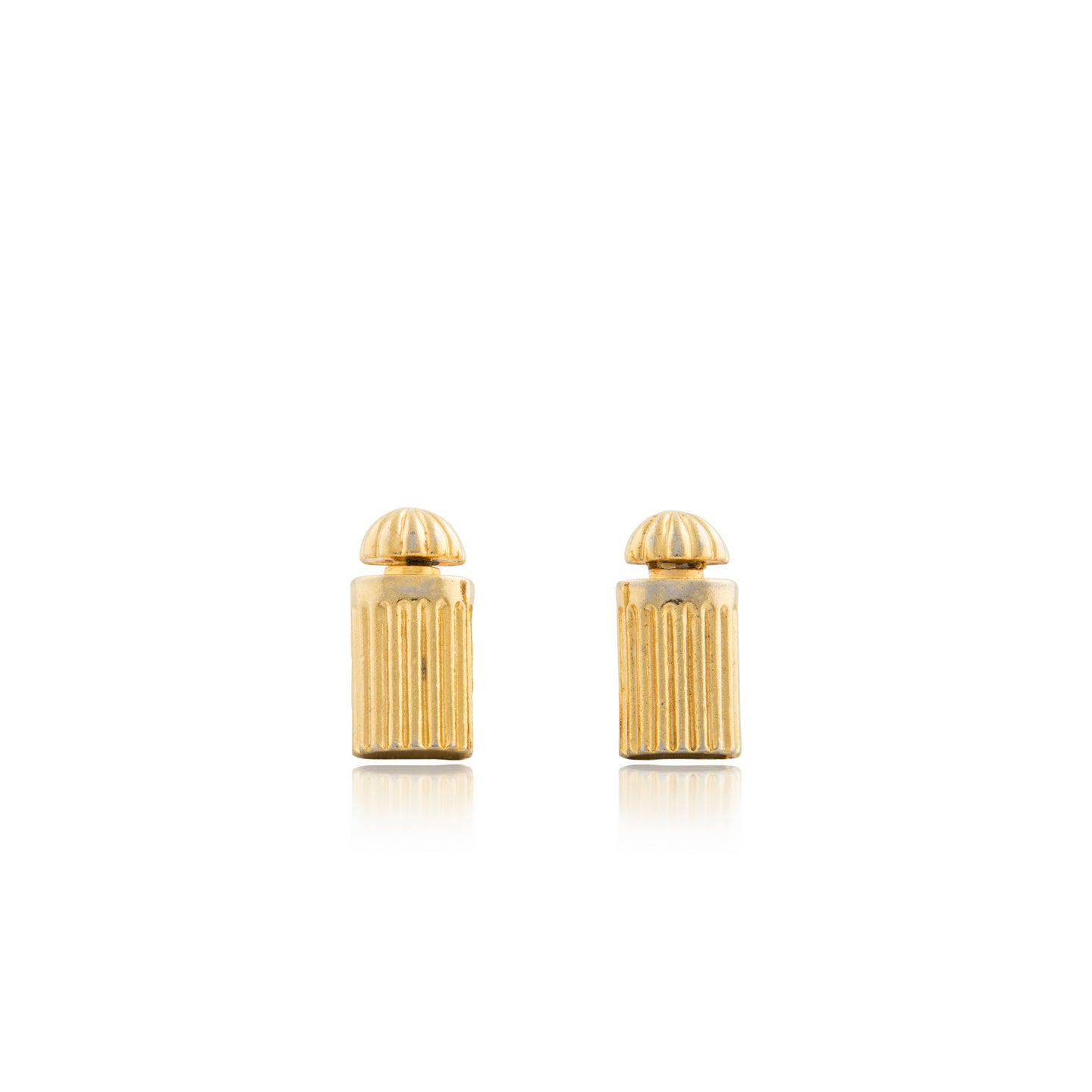 Vintage Balenciaga Small Perfume Bottle Earrings