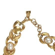 Load image into Gallery viewer, Vintage Lanvin Pearl Collar Necklace