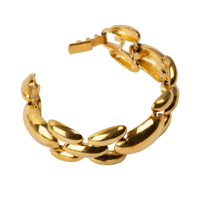 Vintage Givenchy Linked Bracelet