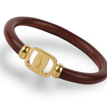 Load image into Gallery viewer, Vintage Salvatore Ferragamo Gancini Bangle