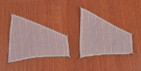 Set of sails for Cannon Jolle