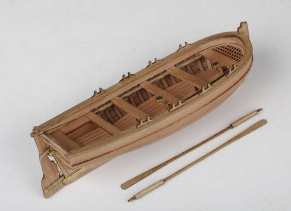 "Ship's Boat 75mm (3"") 1:72"