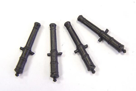 Cannon Barrels (4 pcs)