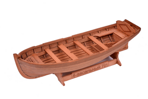 "Ship's Boat 68mm (2 3/4"") 1:72"