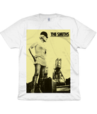 THE SMITHS - MEAT IS MURDER TOUR 1985 - Pale yellow
