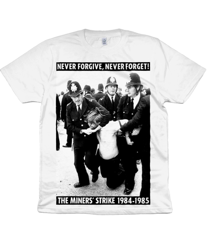 NEVER FORGIVE, NEVER FORGET! - THE MINERS' STRIKE 1984-1985 - #1