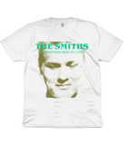 THE SMITHS - STRANGEWAYS, HERE WE COME - 1987 Promo - UK LP - Green & Gold - Front print