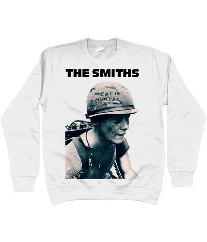 THE SMITHS - MEAT IS MURDER - Sweatshirt
