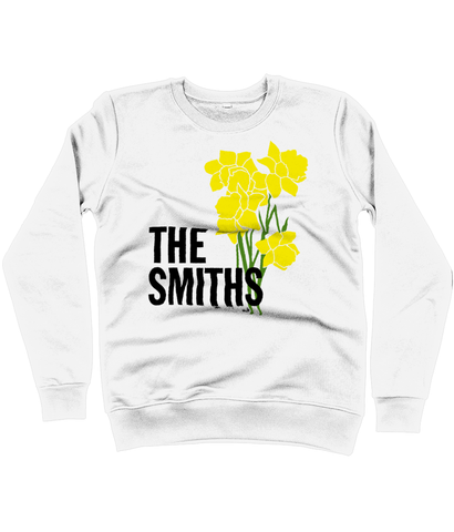 THE SMITHS - UK Tour 1983 - Sweatshirt