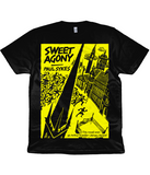 PAUL SYKES - SWEET AGONY - Black