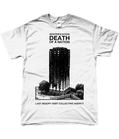 GENTRIFICATION DEATH OF A NATION - LAST RESORT DEBT COLLECTING AGENCY