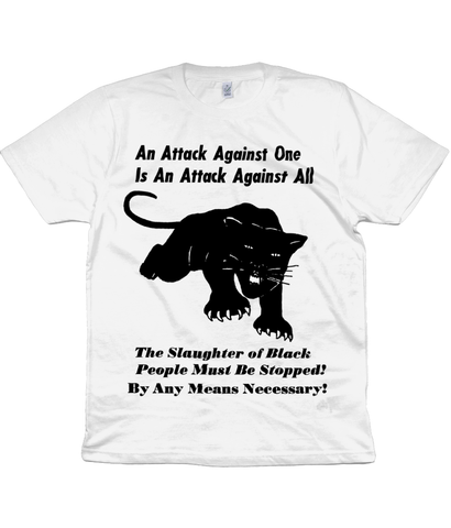 Black Panther - An Attack Against One is An Attack Against All - 1970