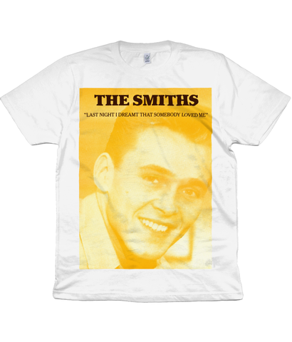 THE SMITHS - LAST NIGHT I DREAMT THAT SOMEBODY LOVED ME - 1987 PROMO