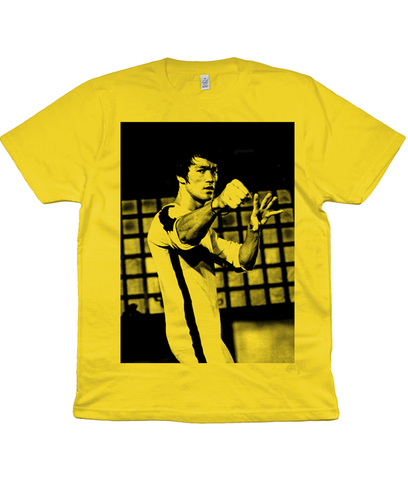MORRISSEY - TOUR 2019 - BRUCE LEE - Yellow