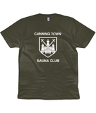CANNING TOWN SAUNA CLUB - 1999 - White & Green