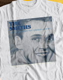 "THE SMITHS - LAST NIGHT I DREAMT THAT SOMEBODY LOVED ME - 1987 - UK 12"" - Silver & Blue"