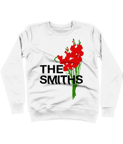 THE SMITHS - UK Tour 1984 - Sweatshirt