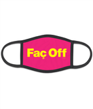 Faç Off - Magenta & Yellow - Face Mask