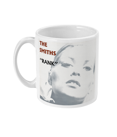 THE SMITHS - RANK - 1988 - Mug