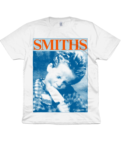 THE SMITHS - 'Lollipop' - 1986 - Blue & Red