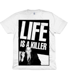 LIFE IS A KILLER - William S. Burroughs