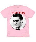 THE SMITHS - SHOPLIFTERS OF THE WORLD UNITE - 1987 - PROMO - Roundel with back print - Pink