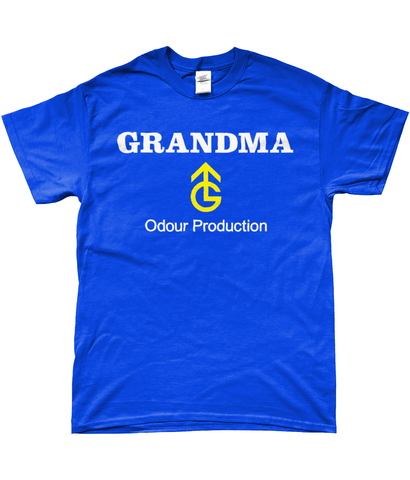 GRANDMA - Odour Production