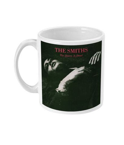 THE SMITHS - The Queen Is Dead - 1986 - Mug