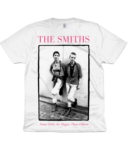 THE SMITHS - 'Some Girls Are Bigger Than Others'