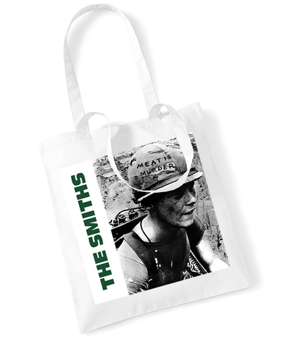 THE SMITHS - MEAT IS MURDER - Shoulder Bag