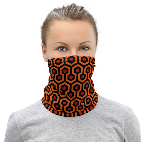 THE SHINING - Overlook Hotel - Face Mask & Neck Gaiter