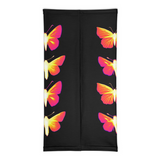 Butterflies - Thermal Images - Face Mask & Neck Gaiter