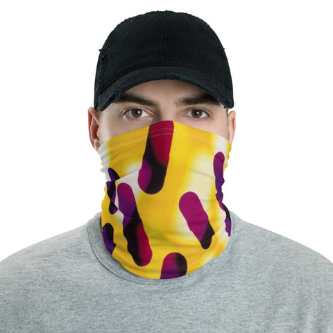Fine Time - Face Mask & Neck Gaiter