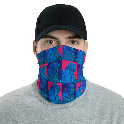 Round And Round - Face Mask & Neck Gaiter