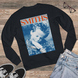 THE SMITHS - 'Boy With Lolly' - 1986 - Blue & Red - Sweatshirt