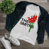 THE SMITHS - 1984 UK Tour T Shirt - Women's T Shirt