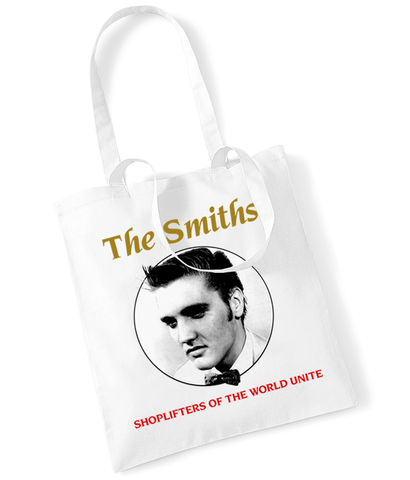 The Smiths - SHOPLIFTERS OF THE WORLD UNITE - Shoulder Bag