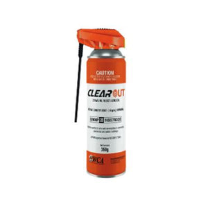 CLEAR OUT CRAWLING INSECT AEROSOL