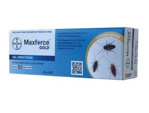 MAXFORCE GOLD COCKROACH GEL