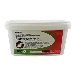 PCO RODENT SOFT BAITS