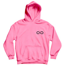 Load image into Gallery viewer, Classic Logo Hoodie (Neon Pink)