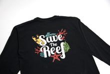 Load image into Gallery viewer, Save The Reef Long Sleeve