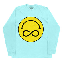 Load image into Gallery viewer, Karmagawa Smiley L/S (Mint)