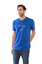 Load image into Gallery viewer, Save the Reef T-shirt (Blue)